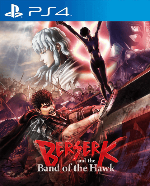 PS4 - Berserk and the Band of the Hawk